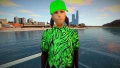 Гетто-Девочка для GTA San Andreas