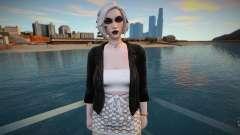 Fortnite - Tess Fashion Casual V2 для GTA San Andreas