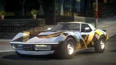 Chevrolet Corvette U-Style S3 для GTA 4