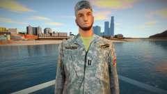 New skin Armenian soldier для GTA San Andreas