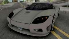 Koenigsegg CCX v2