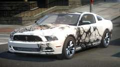 Ford Mustang GST-U S3 для GTA 4