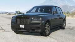 Rolls-Royce Cullinan Black Badge 2020〡add-on для GTA 5
