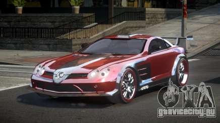 Mercedes-Benz SLR US для GTA 4