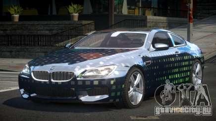 BMW M6 F13 U-Style S1 для GTA 4