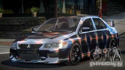 Mitsubishi Evo IX BS-U S7 для GTA 4