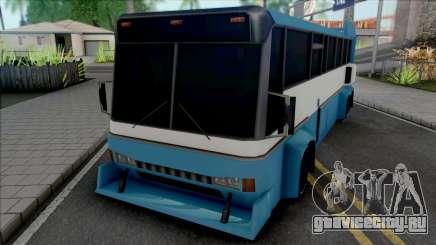 Coach Drift для GTA San Andreas