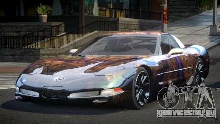 Chevrolet Corvette GS-U S7 для GTA 4