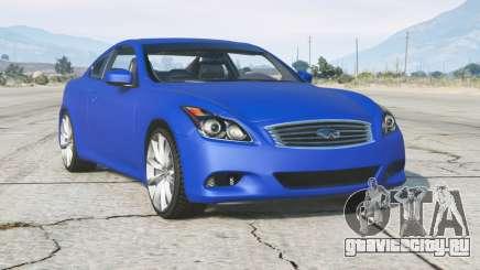 Infiniti G37S Coupe (CV36) 2008 для GTA 5