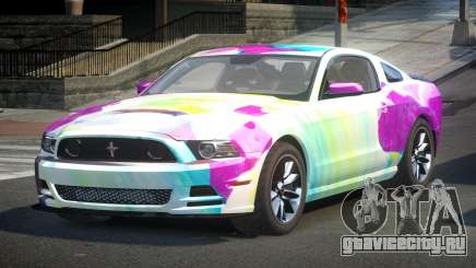 Ford Mustang GST-U S5 для GTA 4