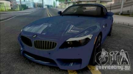 BMW Z4 sDrive35is (NFS Shift 2) для GTA San Andreas