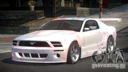 Ford Mustang GS-U S5 для GTA 4