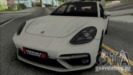Porsche Panamera Sport Turismo 2018 для GTA San Andreas