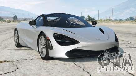 McLaren 720S coupe 2018 для GTA 5