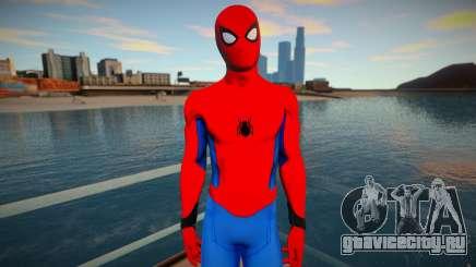 Spider-Man Custom MCU Suits v5 для GTA San Andreas