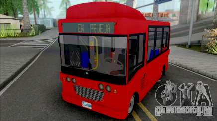 Gruau Microbus для GTA San Andreas