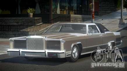 Lincoln Continental 70S для GTA 4