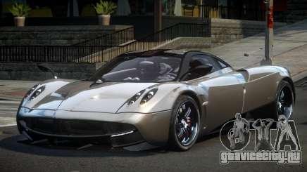 Pagani Huayra GS для GTA 4
