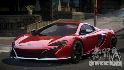McLaren 650S BS для GTA 4