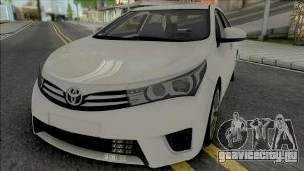 Toyota Corolla [HQ] для GTA San Andreas