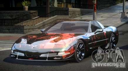 Chevrolet Corvette GS-U S4 для GTA 4