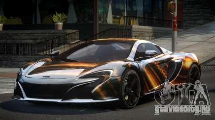 McLaren 650S BS S9 для GTA 4