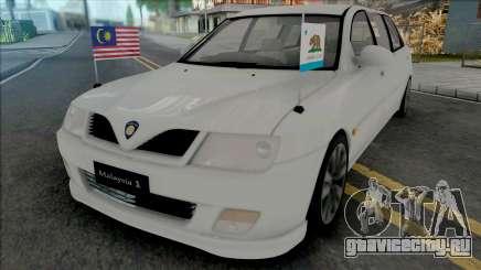 Proton Waja Limosine для GTA San Andreas
