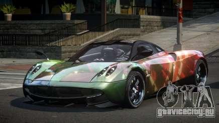 Pagani Huayra GS S1 для GTA 4