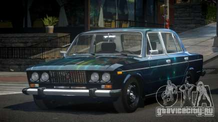 VAZ 2106 U-Style S1 для GTA 4