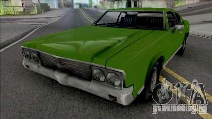 El Sabre Verde для GTA San Andreas