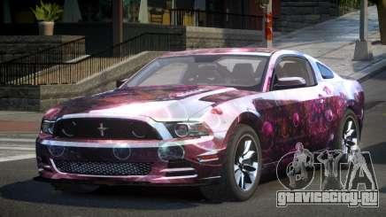 Ford Mustang GST-U S6 для GTA 4