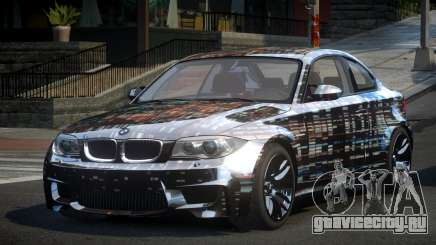 BMW 1M E82 US S1 для GTA 4