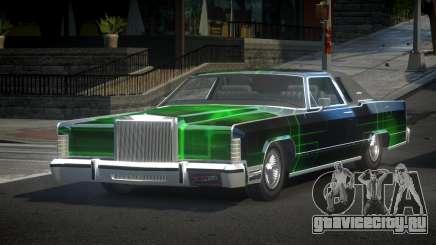Lincoln Continental 70S S5 для GTA 4