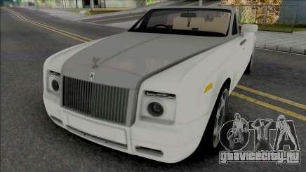 Rolls-Royce Phantom Coupe для GTA San Andreas