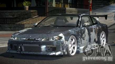 Nissan Silvia S15 Qz L2 для GTA 4