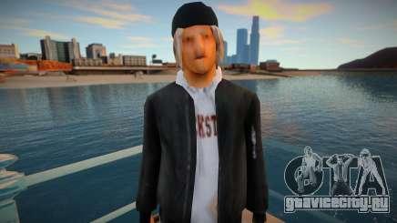 STREET WMYST для GTA San Andreas