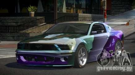 Ford Mustang GS-U S2 для GTA 4