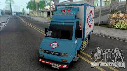 Sweeper Minitruck для GTA San Andreas