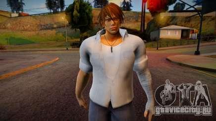 Shin Kamiya Tekken Blood Vengeance 3 для GTA San Andreas