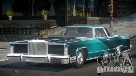 Lincoln Continental 70S S10 для GTA 4
