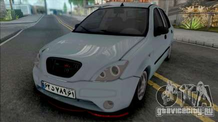 Saipa Tiba 2 Sport (Iranian Plates) для GTA San Andreas