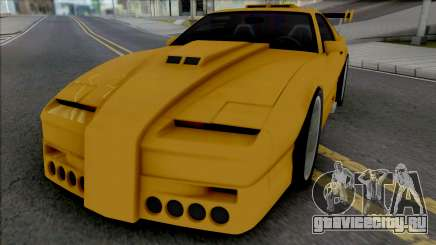 Pontiac Firebird Custom для GTA San Andreas