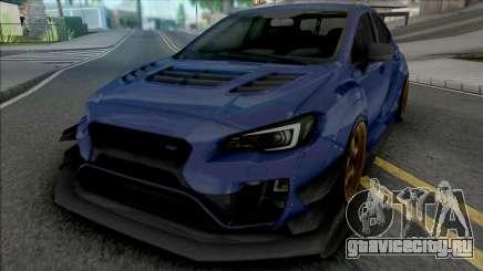 Subaru Impreza WRX STi Varis для GTA San Andreas