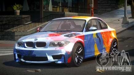 BMW 1M E82 US S2 для GTA 4