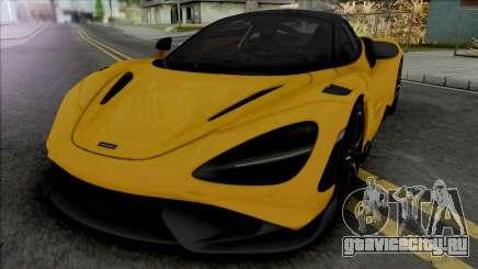 McLaren 765LT 2020 [ADB IVF VehFuncs] для GTA San Andreas