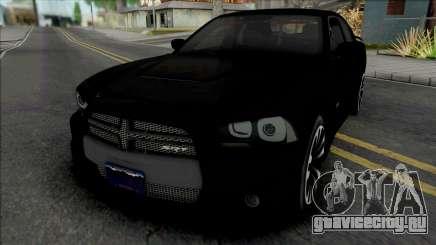 Dodge Charger SRT8 Undercover для GTA San Andreas