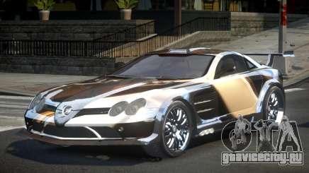 Mercedes-Benz SLR US S8 для GTA 4