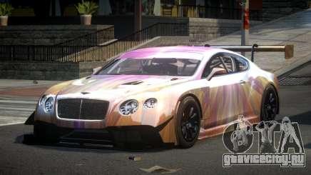 Bentley Continental SP S9 для GTA 4