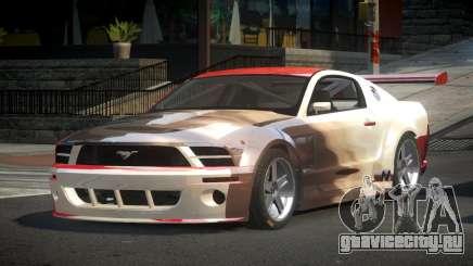 Ford Mustang GS-U S9 для GTA 4