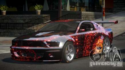 Ford Mustang GS-U S10 для GTA 4